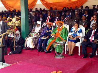 Governor Emmanuel @ Aksu
